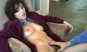 Hot mom with hairy vagina caressed and satisfied Beeg