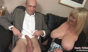 Chauffeur Dreams Of Fucking Big Tits Boss xVideos