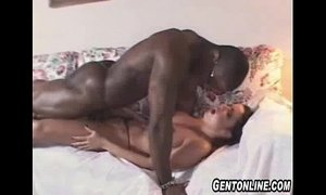 Gina Ryder Takes Black Cum On Tits xVideos