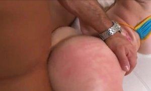 Big Natural Tits Bouncing Up and Down #97 AnalDin