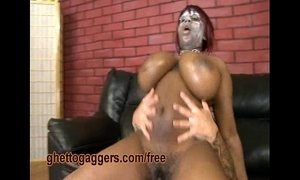 Chubby Black Ho Fucked By A White Rod xVideos