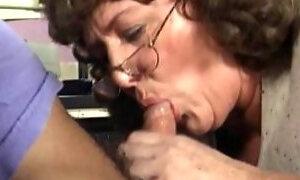 Crazy pornstar in incredible big tits, brunette sex scene