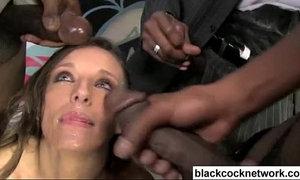 Jamie Jackson interracial bukkake xVideos