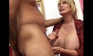 Big Boob Nifty Fifties 5 (Five) xVideos