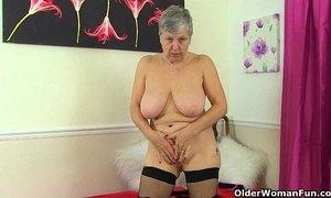 Best of British grannies part 9
