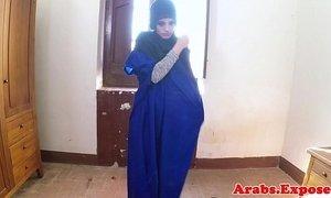 Exotic veiled muslim lady fucked balls deep xVideos