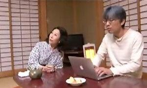 Japanese step mom love story 3