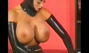 Busty Latex Babes xVideos