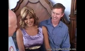 Swinging Action For Horny Housewife xVideos
