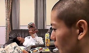 Japanese Wife Seduces Neighbor Boys 2 (MrBonham)