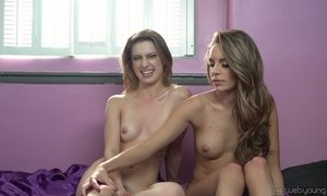 Tasty pussy is polished by sex appeal hottie Kimmy Granger