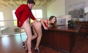 Hot office sex Beeg