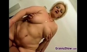 Chubby Granny Being Fucked Doggystyle xVideos