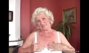 Granny Norma got her pussy fucked hard xVideos