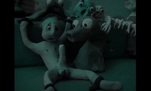 Clay Animation weird porn xVideos