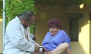 Doctor fuck grandma