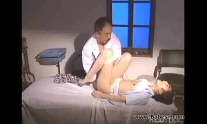 Daily routine in Japanese private hospital xVideos