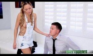 Blonde Teen With Pigtails Babysitter - xxxmilf.pro xVideos