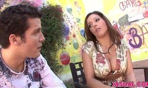 Lovely MILF Francesca Le Likes Young Cocks xVideos
