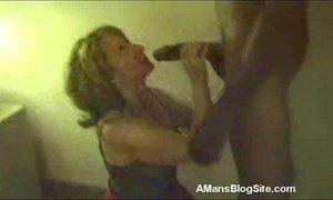 Amateur Milf Blowjob Interracial xVideos