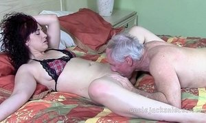 Playtime for the Lady with Lady Italy and Jack Moore as Uncle Jack xVideos