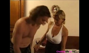 Experienced French wife with a younger lover xVideos