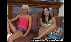 Cock For Two - Tristan Kingsley Vs Kacey Jordan xVideos