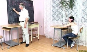 two old men fuck young girl xVideos