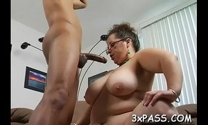 Great sex with corpulent bitch xVideos