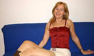 Lisa milf beim deutschen sex casting teil 1