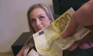 Czech slut loves money Beeg