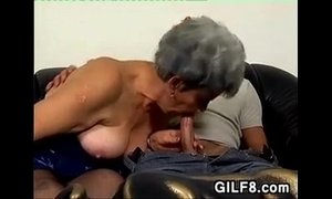 Horny Old Woman Fucks ANd Gets A Facial xVideos