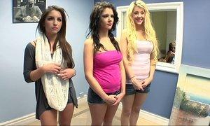 Audition of Three Beeg