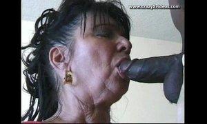 Interracial gilf porn xVideos
